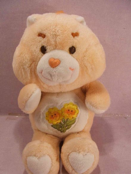 "VINTAGE 12"" FRIEND CARE BEAR (CB103)"